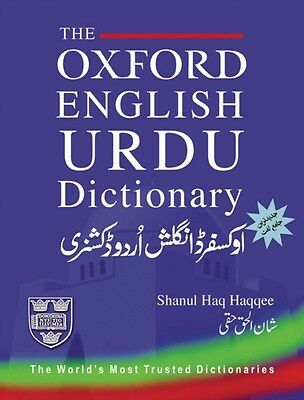 The Oxford English-Urdu Dictionary (Hardcover), 9780195793406