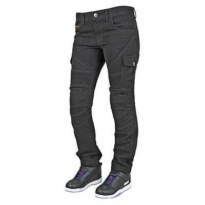 Speed & Strength Women's Smokin' Aces Reinforced Armored Motorcycle Riding Pant