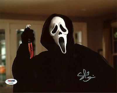 Skeet Ulrich Scream Authentic Signed 8X10 Photo Autographed PSA/DNA