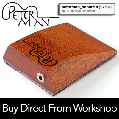 """""""Classic Mk3 PRO Bass""""  acoustic Stomp box Stompbox by peterman Foot drum AU"""