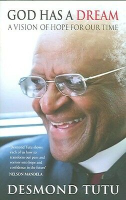 God Has a Dream by Desmond Tutu Paperback Book (English)