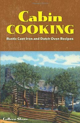 Cabin Cooking,SB,Sloan, Colleen - NEW