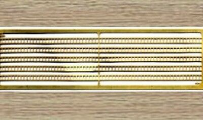 Langley N Scale Pack Of Etched Brass Signal Ladders Ref No A32