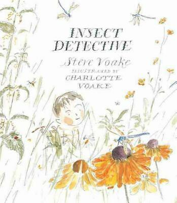 Insect Detective by Steve Voake (English) Prebound Book Free Shipping!