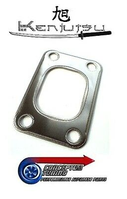 Kenjutsu Folded Stainless Manifold to Turbo Gasket- For S14 200SX Zenki SR20DET