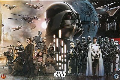 Star Wars Rogue One (Rebels vs Empire) - Maxi Poster 61cm x 91.5cm PP33970 562