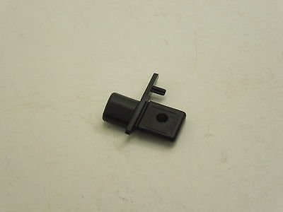 Audi A6 C5 Avant OS Right Roller Luggage Cover Lug Repair Black 4B9863662