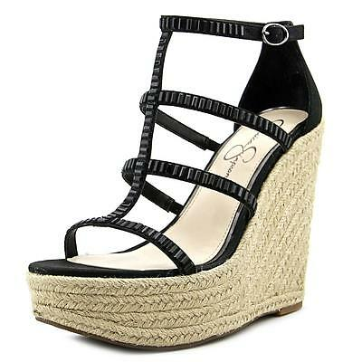 Jessica Simpson Adelinn Women  Open Toe Synthetic  Wedge Sandal