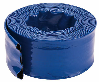 Draper 80720 10M X 75MM Layflat Hose Used For Submersible Water Pumps