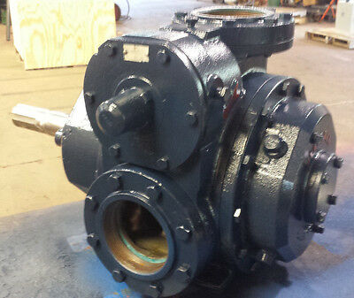 """4"""" Blackmer NP4 Pump with Jacketed Head & Shaft"""