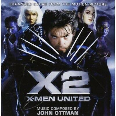 John Ottman - X2: X-Men United (Original Soundtrack) [New CD]