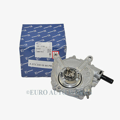 Mercedes-Benz Brake Vacuum Pump Pierburg OEM 272 0565