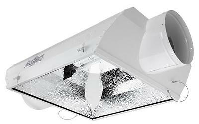 Sunlight Supply AC/DE Double Ended Lamp Air Cooled Reflector 8in