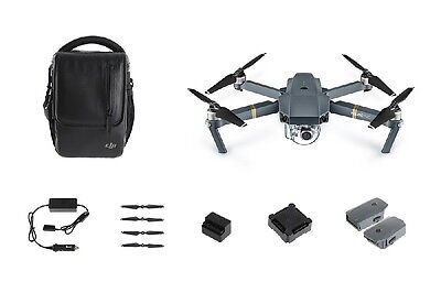 DJI Mavic Pro Fly More Combo - Drone + Kit accessori - Garanzia Dji Italia