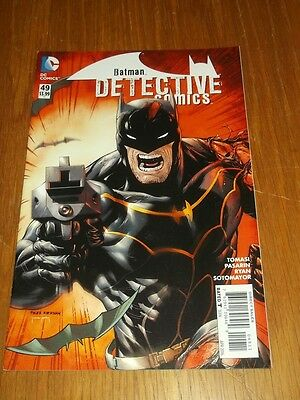 Detective #49 Batman Dc Comics April 2016 Nm (9.4)