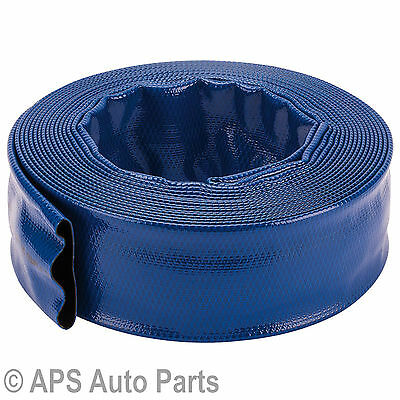 Draper 80719 10M X 50MM Layflat Hose Used For Submersible Water Pumps