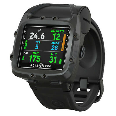 Aqualung i750 Oled Diver Computer Wrist Air Integrated with Compass 02UK