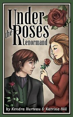 NEW Under The Roses Lenormand Oracle Cards Deck Kendra Hurteau Katrina Hill