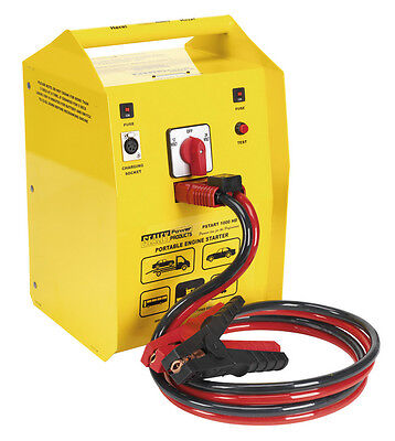 Sealey Pstart1000Hd Powerstart Emergency Heavy-Duty Power Pack 1000Hp Start 12/2