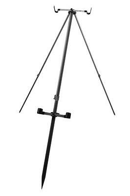 Imax FR Packdown Tripod 6ft Beach Fishing Rod Rest - 53692 FREE P+P