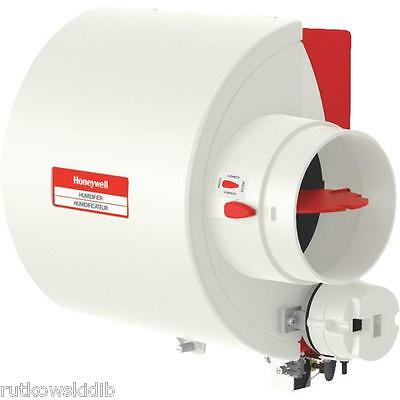 Honeywell Flow-thru By-pass Whole House Furnace Humidifier