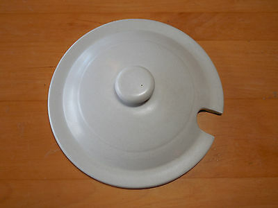 Pfaltzgraff USA YORKTOWNE Soup Tureen LID ONLY with Cutout for Ladle