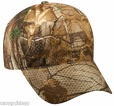 Cap - Air Mesh Hunting Hat Realtree Xtra Camo Stay Cool! 203Is-Xtra