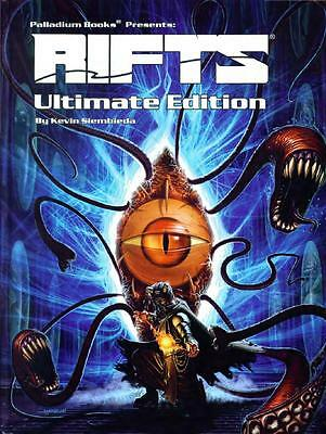 Rifts RPG Ultimate Edition Hardcover PAL 0800HC