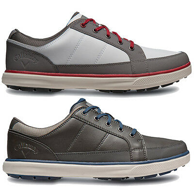 47% OFF Callaway Del Mar Sport Ortholite® Cuir Golf Chaussures Imperméables