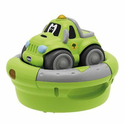 Chicco Charge and Drive Toy - Green