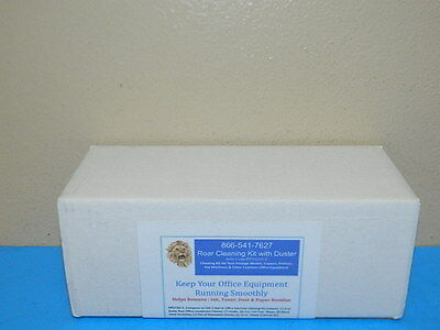 New Roar Ck0-2 Pitney Bowes Cleaning Kit For Postage Meter Printer Machine