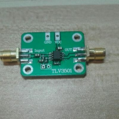 1PC TLV3501 high-speed comparator frequency meter front-end shaping module