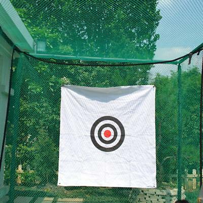 Golf Driving Practice Net Hit Kicking Swing Simulator Training Range Target