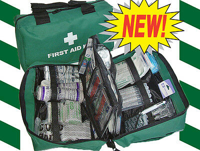 First Aid Kit - National Safe Work Australia Essential Workplace Kit +Free Items