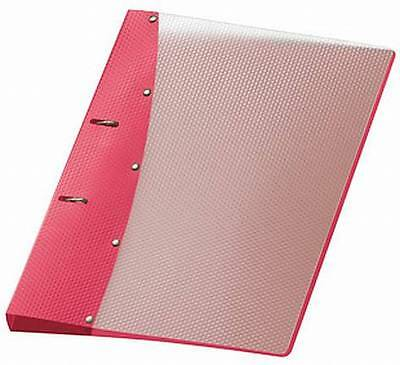 Ringbuch PP 20mm A4 2Ring Daimond pink