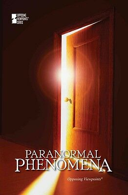 NEW Paranormal Phenomena by Hardcover Book (English) Free Shipping