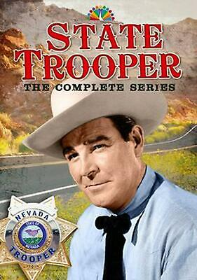 State Trooper: the Complete Series - DVD-STANDARD Region 1 Free Shipping!