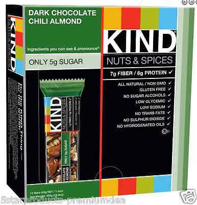 New Kind Bars Nutritional Gluten Free Low Glycemic Sodium No Trans Fat Healthy • AUD 57.50