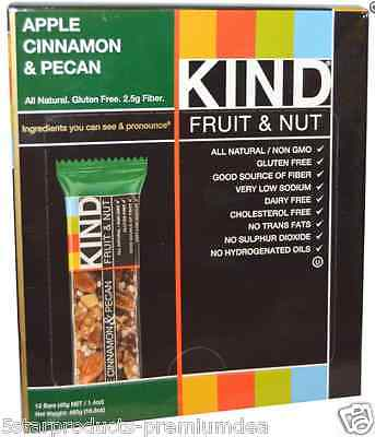 New Kind Bars Nutritional Gluten Free Low Glycemic Sodium No Trans Fat Snacks