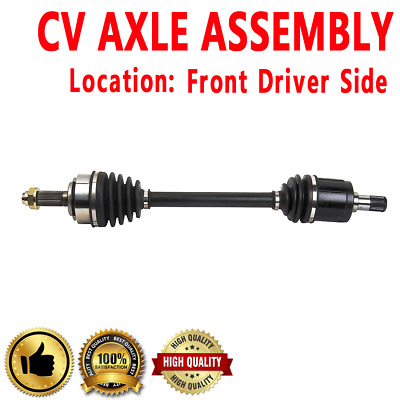 front left driver side cv axle drive shaft assembly for acura tl rh picclick com Acura Service Manual 1999 Acura RL Owner's Manual