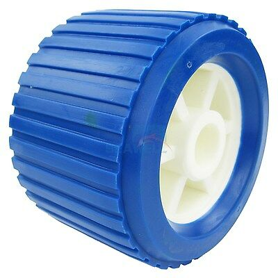 EVA+PP Boat Trailer Ribbed Wobble Roller 110*75*19mm