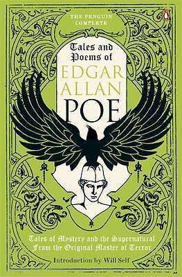 The Penguin Complete Tales and Poems of Edgar Allan Poe, Edgar Allan Poe