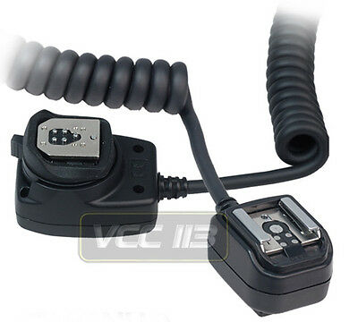 E-TTL Off Camera FLASH Cord FOR CANON OC-E3 430EX 480EG 540EZ 520EZ 550EX 580EX