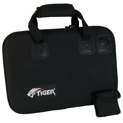 Tiger Black Clarinet Case - Leightweight Carry Case