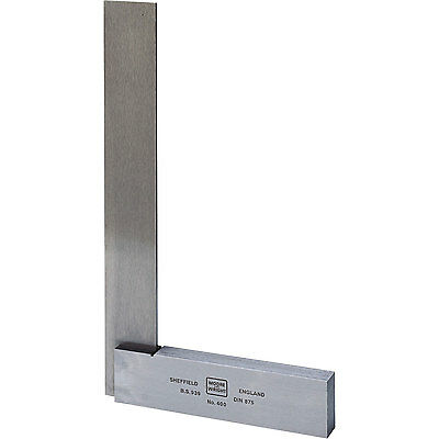"""Moore & Wright Engineers Square 300mm / 12"""""""