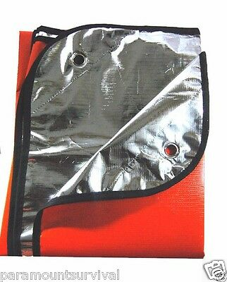 Emergency Waterproof Double Sided Blanket Outdoor Thermal Reflective Extra Thick