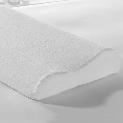 Bedcrest Memory Foam Contour Pillow - 2 Pack