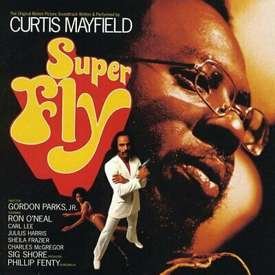 Curtis Mayfield - Superfly (Original Soundtrack) [New CD]