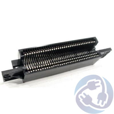 1X New 72 Pin Connector Replacement Cartridge Slot For Nintendo NES US Seller