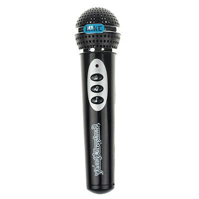 Microphone Singing Kid Funny Gift Music Toy Birthday For Kids Girls Boys